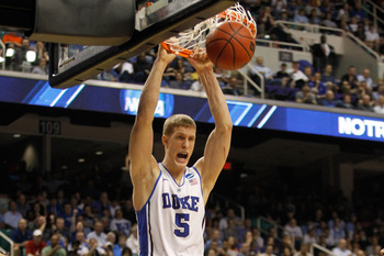 If he winds up with the Lakers, Plumlee won't need to worry about scoring.