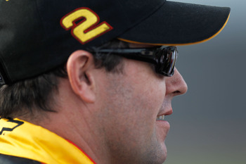 Brendan Gaughan's final race with RCR did not go as planned