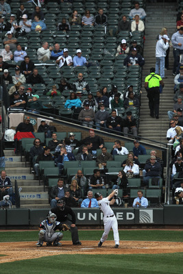 Hopefully the 2012 White Sox will put a few more fans in the seats at U.S. Cellular Field this season