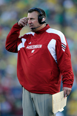 Bret Bielema and Wisconsin could benefit from a more difficult non-conference schedule