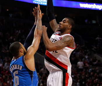 LaMarcus Aldridge is the best player in the small city of Portland, Oregon.