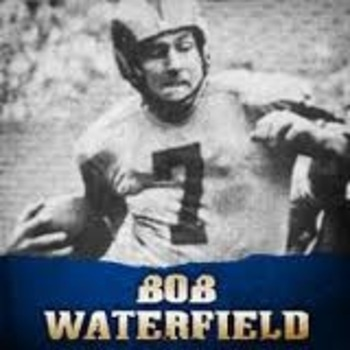 QB Bob Waterfield