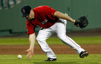The Sox will need a healthy year from Kevin Youkilis to compete in 2012