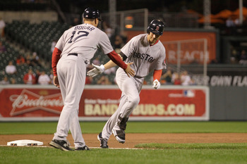 Jacoby Ellsbury is the team's top young player, and the Sox should lock him up long term