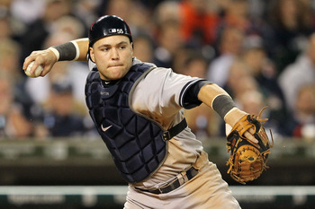 Yankees look to Russell Martin for consistency and grit.