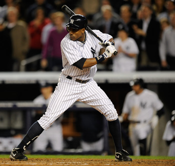 Curtis Granderson has emerged as a Yankee star