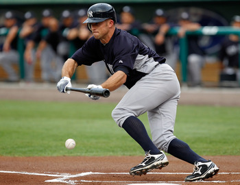 Brett Gardner's defense and speed make him a valuable member of the Yankees squad
