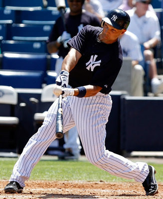 Raul Ibanez should enjoy the right field porch at Yankee Stadium