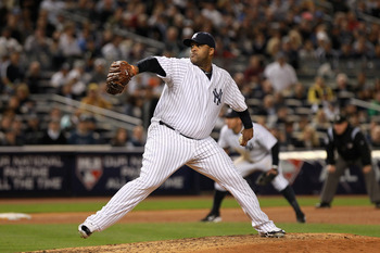 CC Sabathia will once again be the Yankee Ace