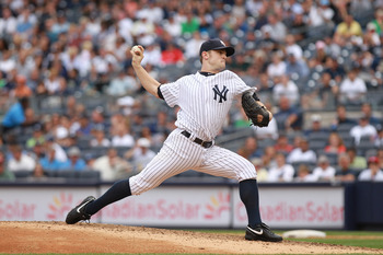 The Yankees will look for David Robertson to be the bridge to the great Rivera