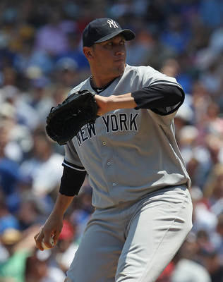 Freddy Garcia will be battling to stay in the rotation in 2012