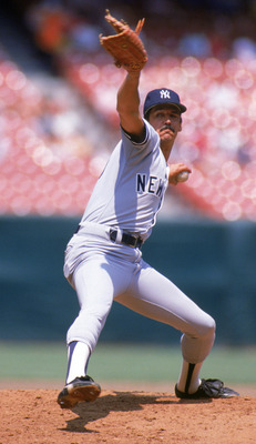 Ron Guidry was the best pitcher in baseball in 1978