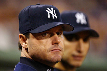 Clemens and Pettitte led the best Yankees rotation in the steroid era