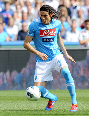 Edinson Cavani will cost Roman Abramovic or any other owner a king's ransom to pry from Napoli.