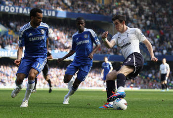 Gareth Bale is said to fancy a move from White Hart Lane.