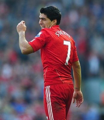 Juventus are keen on Liverpool's Luis Suarez.