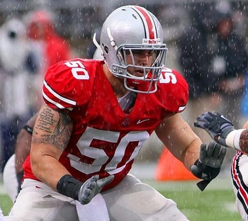 Ohio State's Mike Brewster