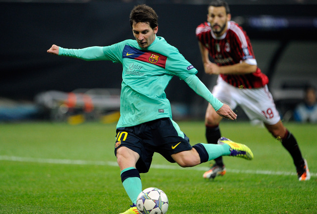 AC Milan vs. FC Barcel...