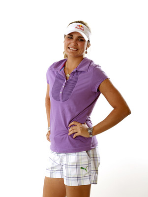 Lexi Thompson is only 17 years old.