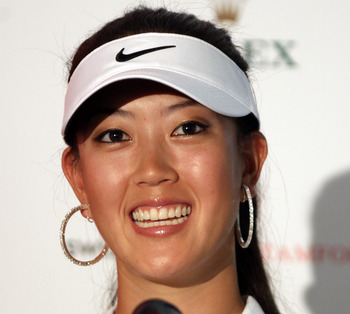 Michelle Wie graduated from Stanford this spring