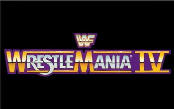 Wrestlemania_four_display_image