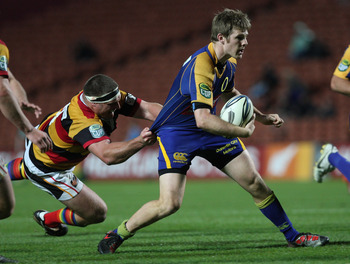Noakes playing for Otago