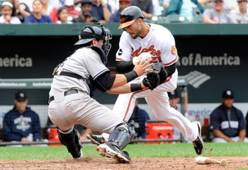 Francisco Cervelli will back up Russell Martin in 2012