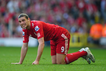 Andy Carroll: On His Knees To Get Another Shot with Liverpool