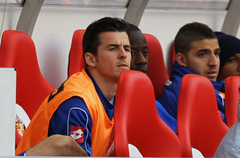 Joey Barton Looking For A Future Away From QPR