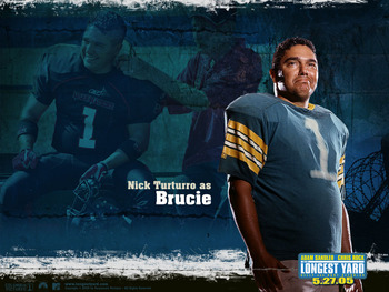 "Brucie: a ""character,"" acquisition."