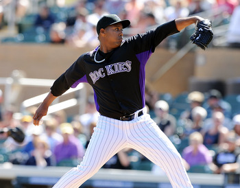 Juan Nicasio will need his A game to propel the Rockies