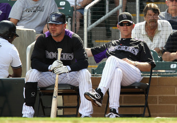 Tracy's leadership and Giambi's experience need to be spot on