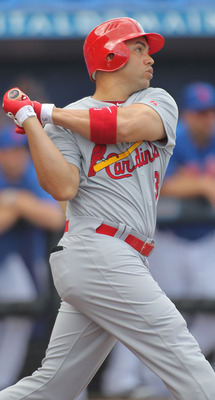 The Cardinals hope Carlos Betran helps compensate for the loss of Puljos.