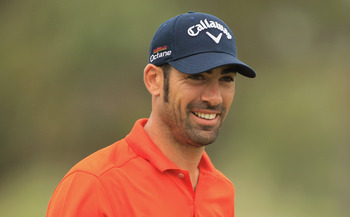 This will be Alvaro Quiros' fourth Masters appearance
