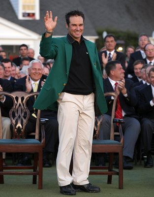 Trevor Immelman won the 2008 Masters