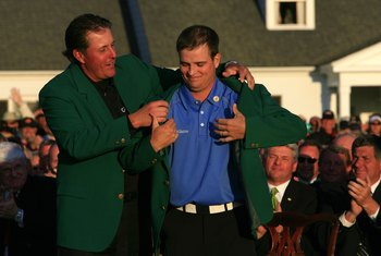 Zach Johnson won the 2007 Masters