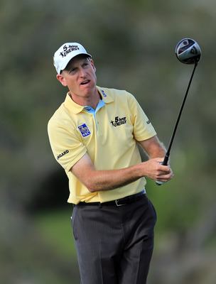 Jim Furyk has won the 2003 U. S. Open and the FedEx Cup