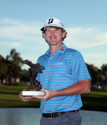 Brandt Snedeker won the 2012 Farmers Insurance Open at Torrey Pines
