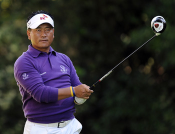 K.J. Choi has eight PGA Tour wins