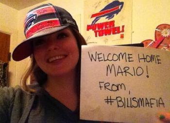"""To become a member, it means you belong to a family and a crew."" BillsMafia.com"