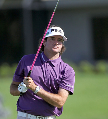 "Bubba Watson hits it ""Bubba Long"""