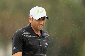 Sergio has moved back to No. 21 in the OWGR