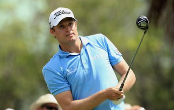 Nick Watney is ranked No. 19 on OWGR