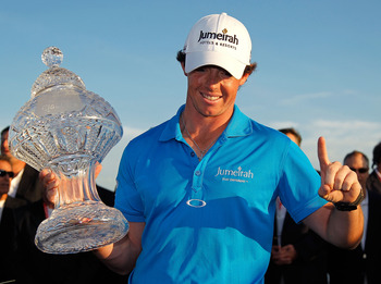 Rory McIlroy won the Honda Classic and moved to No. 1 in the world.