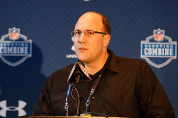Chiefs GM Scott Pioli