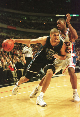 Shane Battier was one of five NBA players on the 1999 Duke squad.