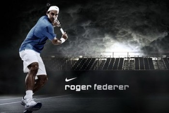 Photo courtesy of: http://mi9.com/wallpaper/roger-federer-nike