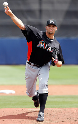 Marlins' ace Josh Johnson looks to comeback strong after an injury-shortened 2011 season.