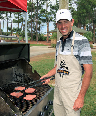 Preview to Chef Schwartzel according to his pre-Master's banquet plans