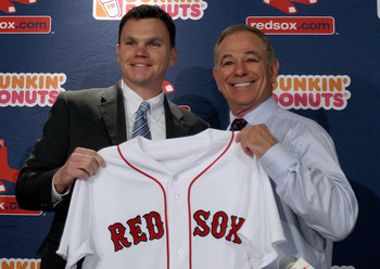 Ben Cherington and Bobby Valentine have a lot to prove in 2012